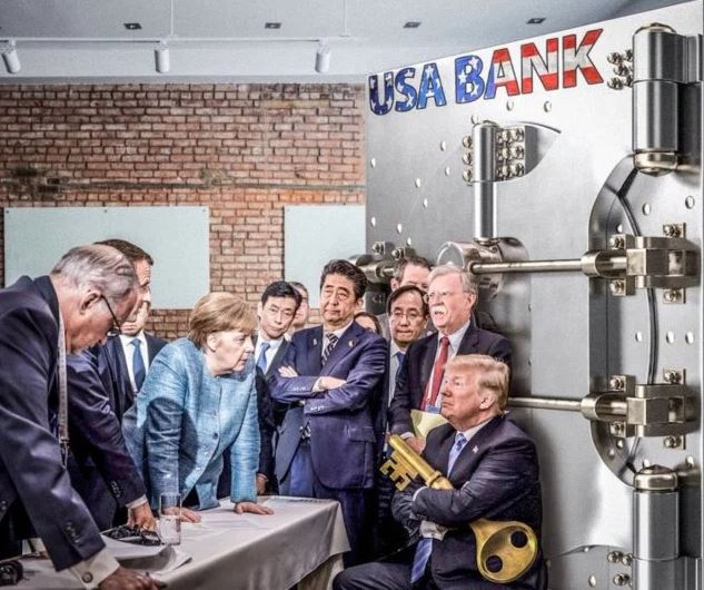 USA Bank Trump