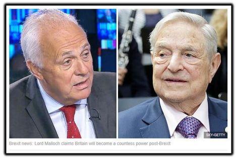 Malloch Soros