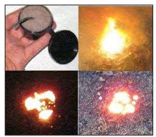 portable thermite