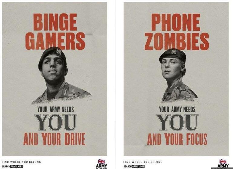 binge gamer poster