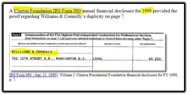 clinton foundation irs form 1998.JPG