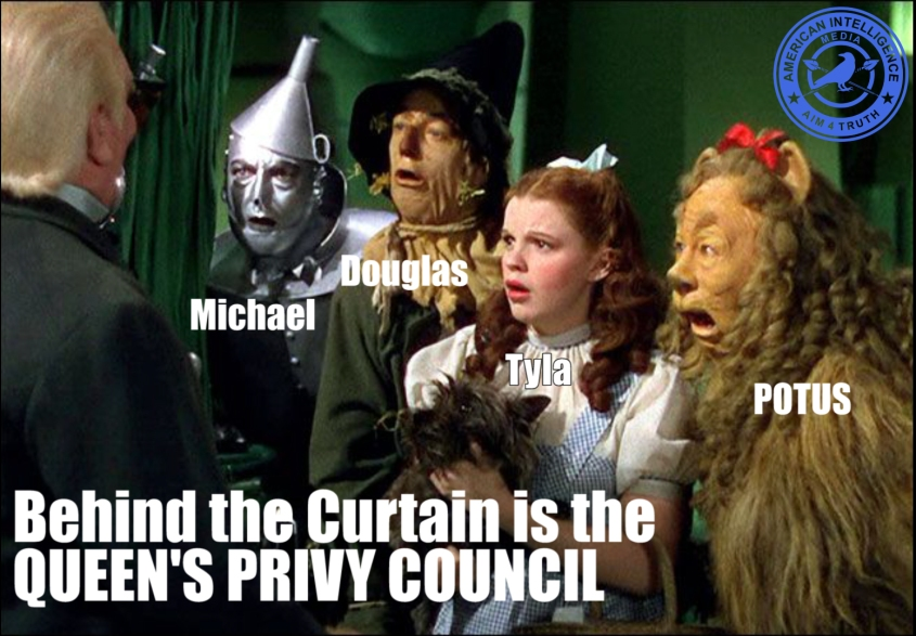 behind curtain is privy council - Copy