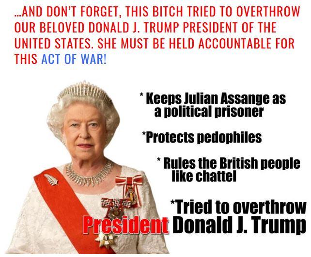 queen bitch