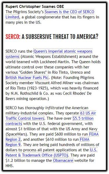 serco threat