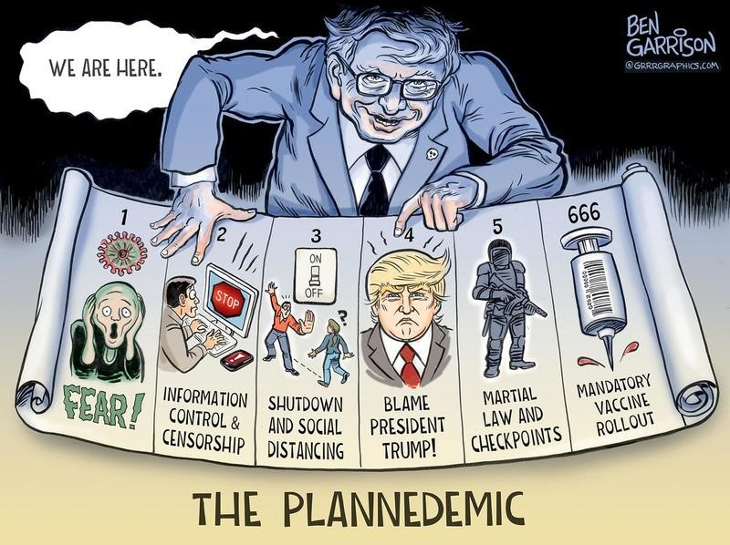 bill gates vaccine garrison