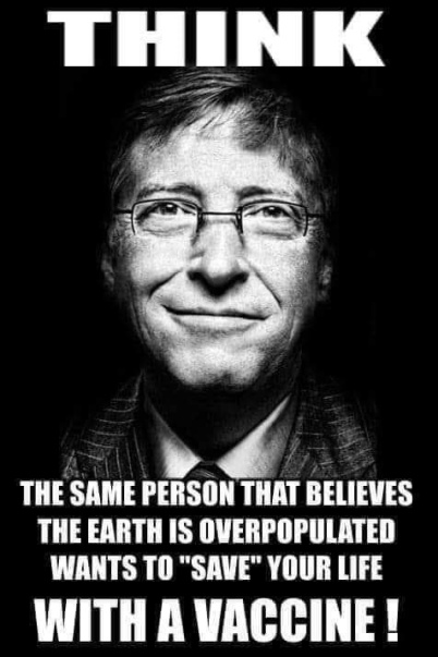 Let Bill Gates Know You Have His # Bill-gates-vaccine