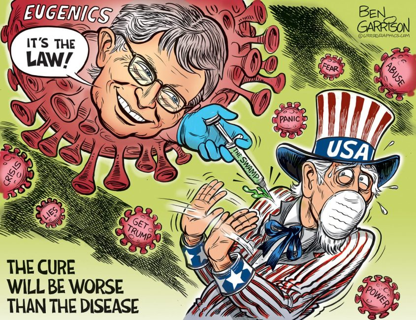 Let Bill Gates Know You Have His # Coronavirus_bill_gates-garrison