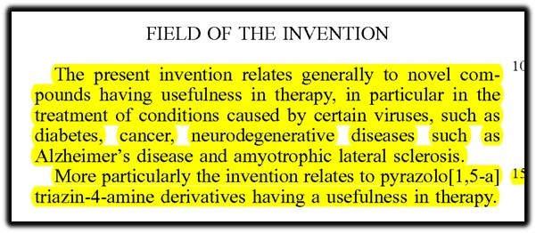 field of invention