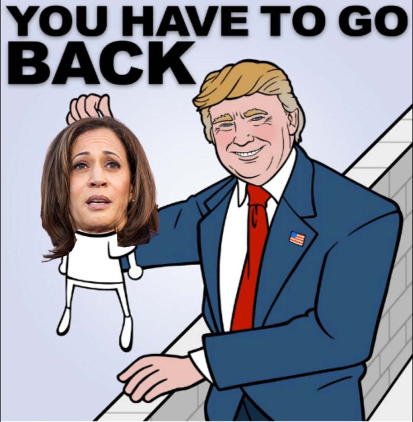 deport kamala harris