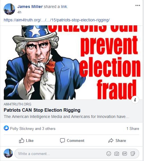 election fraud